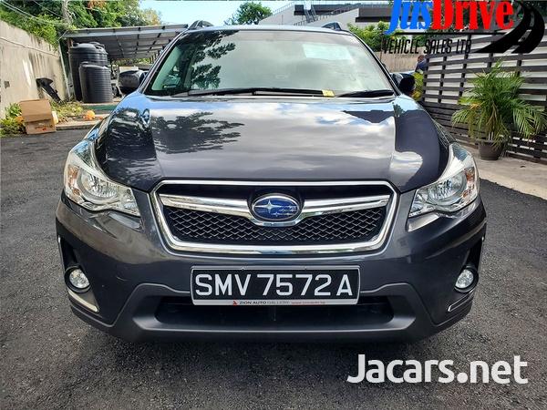 Subaru XV 1,6L 2016-2