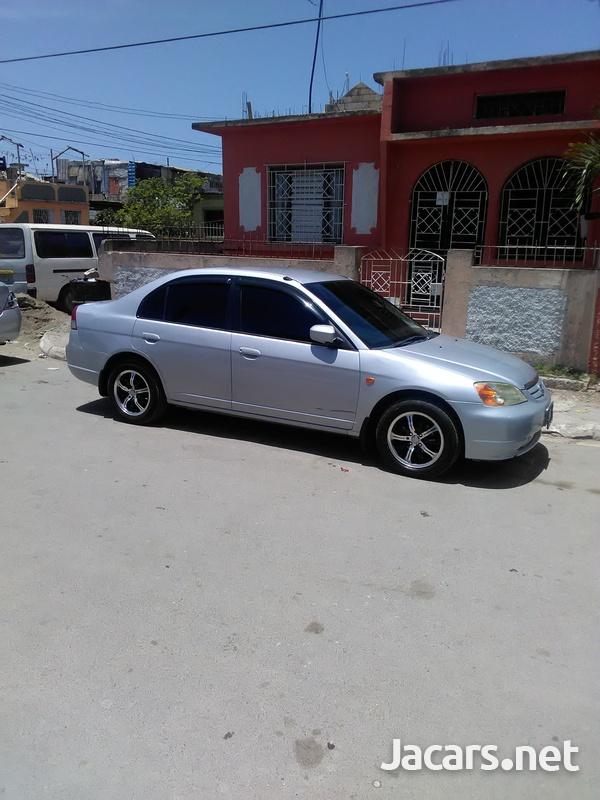 Honda Civic 1,8L 2003-4