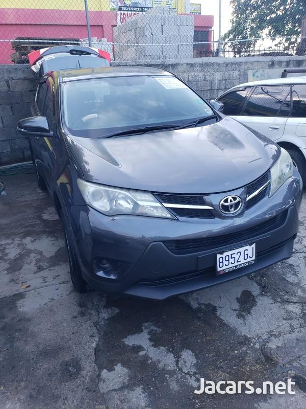 Toyota RAV4 2,0L 2013-1