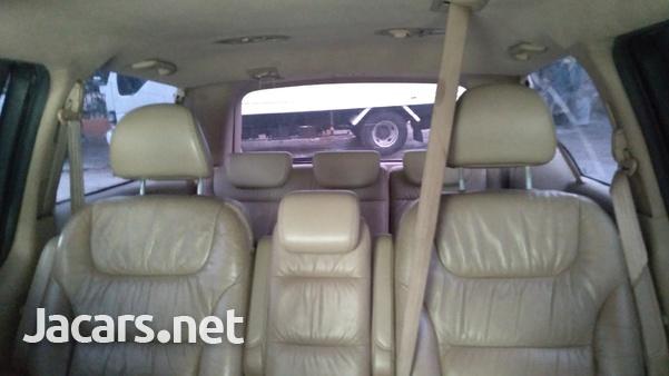Honda Odyssey 3,5L 2007-8