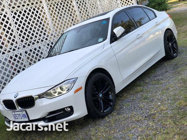 BMW 3-Series 2,0L 2013-1