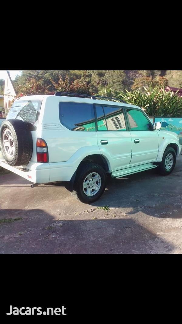 Toyota Prado 2,7L 1998-2