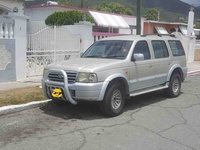 Ford Everest 2,5L 2005