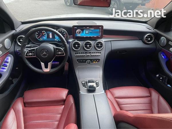 Mercedes-Benz C-Class 2,0L 2020-3
