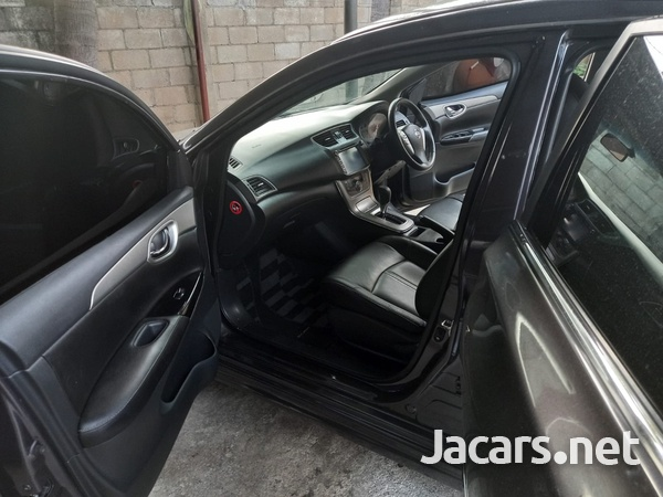 Nissan Sylphy 1,7L 2015-9