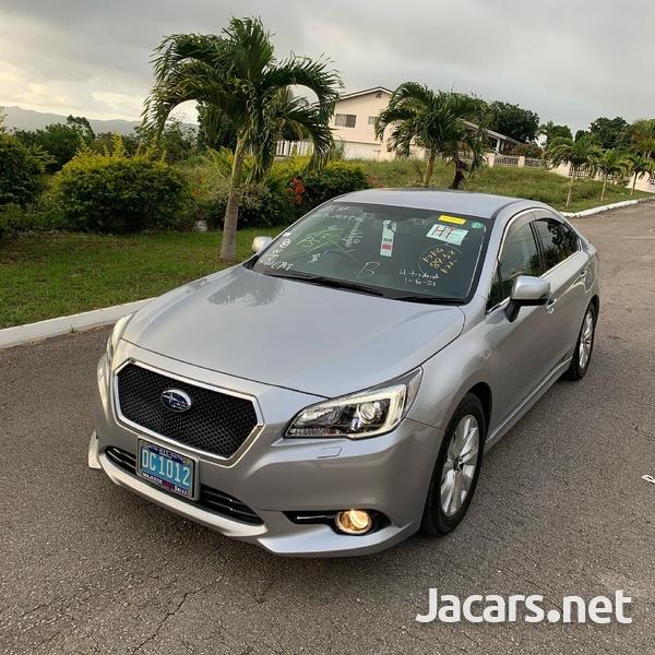 Subaru Legacy 2,5L 2015-1