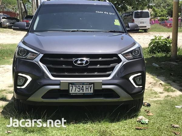 Hyundai Creta 1,6L 2019-8