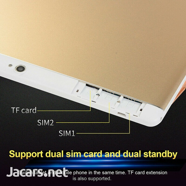 10.1inch Tab 8+128g Android 8.0 GPS+ WiFi Dual SIM Tablet-5