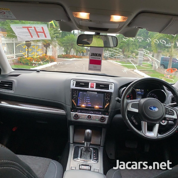 Subaru Legacy 2,5L 2015-7
