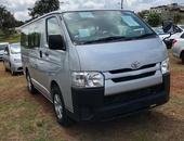 Toyota Hiace Bus 2,0L 2016