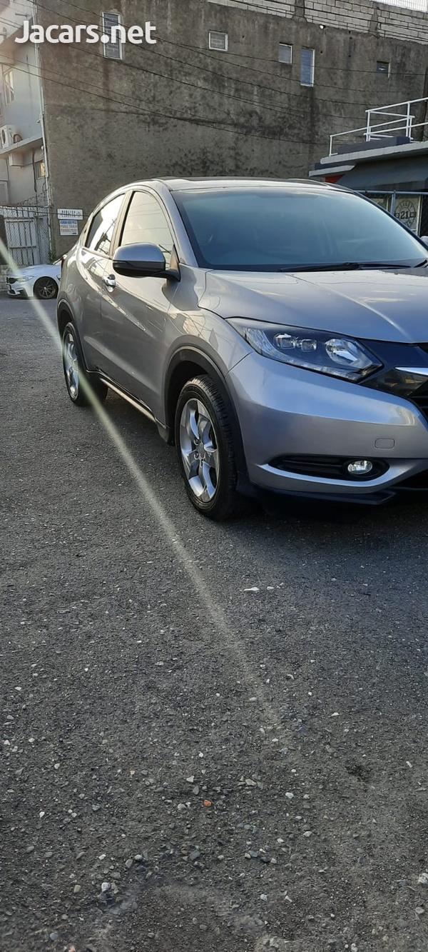 Honda HR-V 1,8L 2017-1