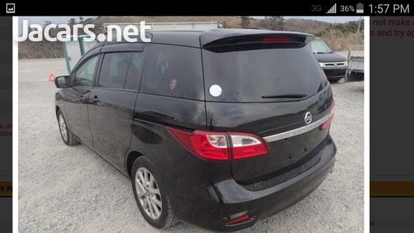 Nissan LaFesta 2,0L 2015-8