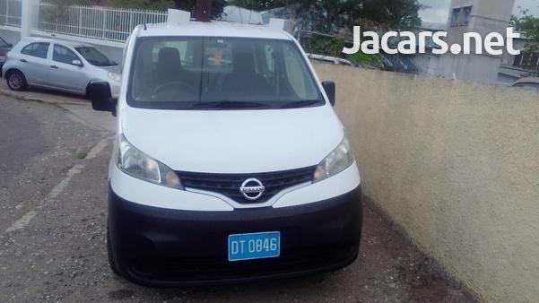 Nissan Vanette 1,6L 2014-1