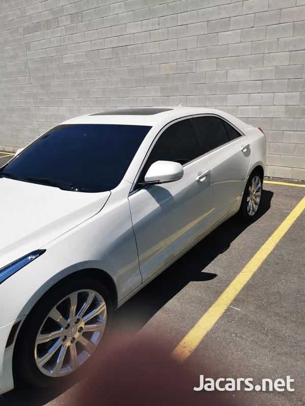 Cadillac ATS 2,0L 2014-1