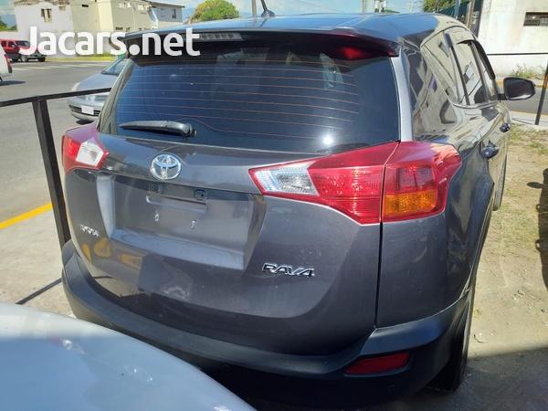 Toyota RAV4 1,8L 2013-4