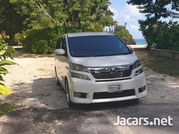 Toyota Vellfire 2,0L 2012-6