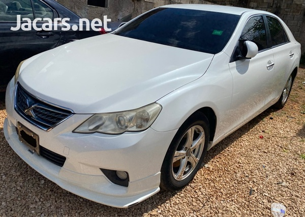 Toyota Mark X 2,5L 2010-1