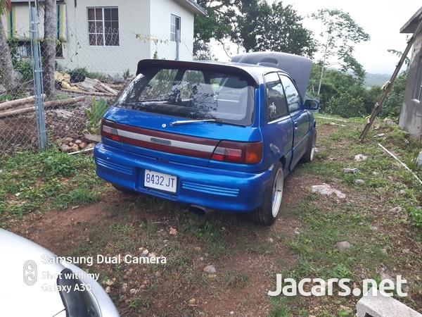 Toyota Starlet 1,5L 1991-3
