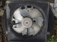 complete honda fan unit genuine