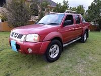Nissan Frontier 3,0L 2007