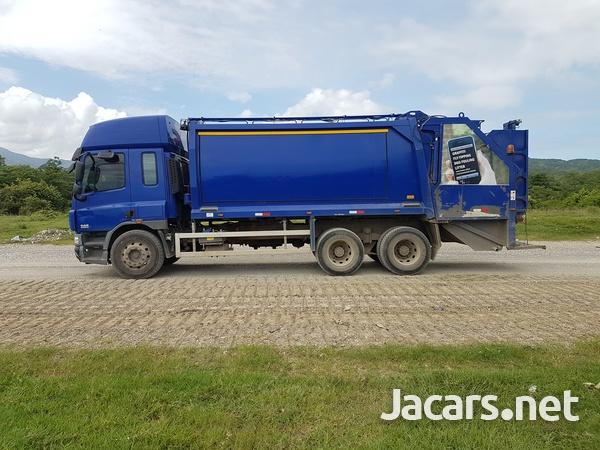 2008 DAF CF 75/250 Garbage Dump Truck-10