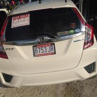Honda Fit Electric 2015