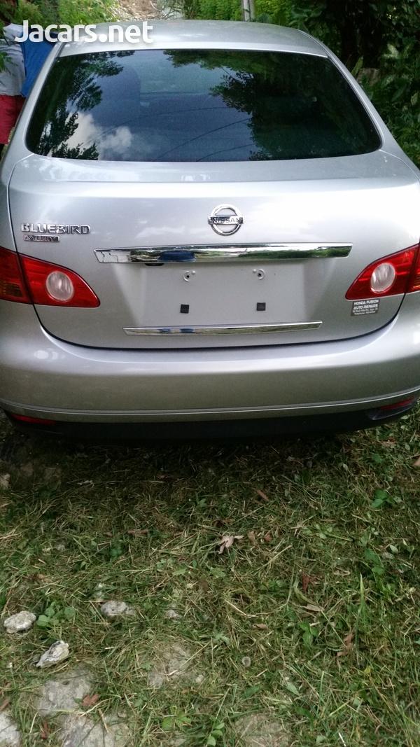 Nissan Sylphy 0,5L 2008-5