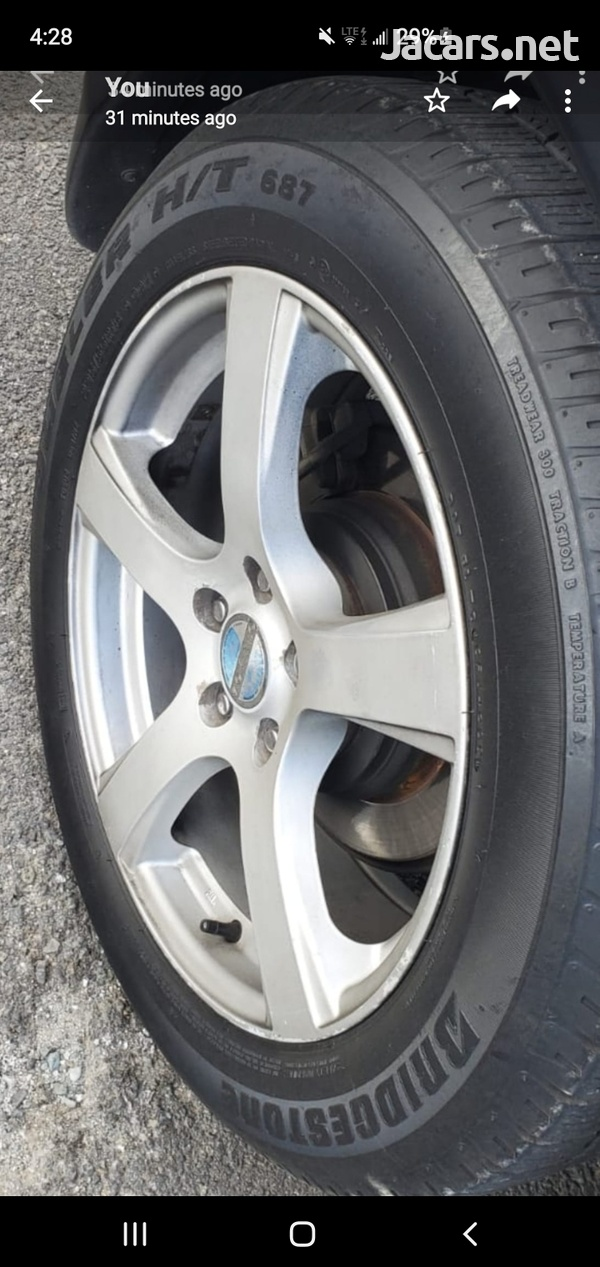 18 inches rims with tires-3