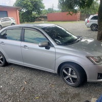 Toyota Axio 1,8L 2012