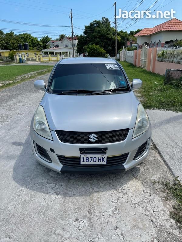 Suzuki Swift 1,2L 2014-1