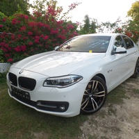 BMW 5-Series 2,5L 2015