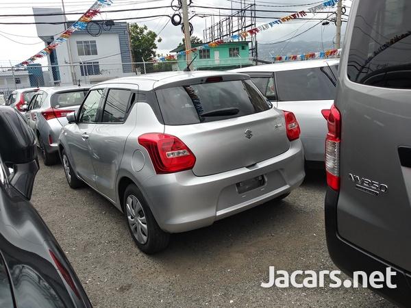 Suzuki Swift 1,3L 2018-12