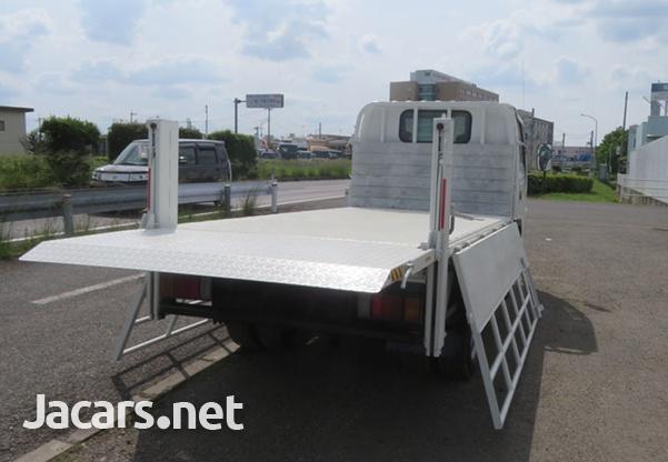 2007 Isuzu Elf Manual 3,0L Flatbed Truck-8