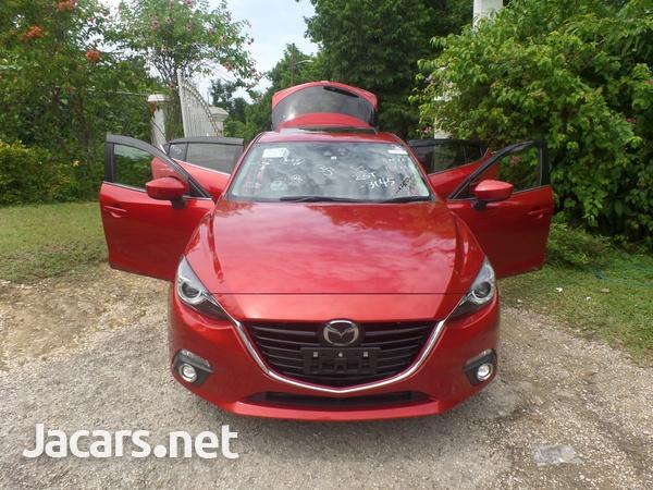 Mazda Axela 2,2L 2015-1
