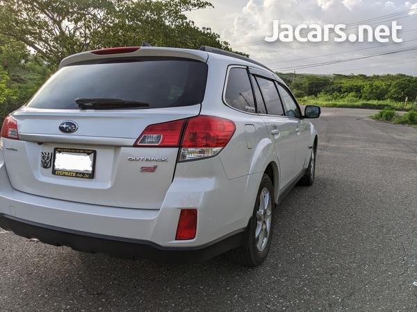 Subaru Outback 2,5L 2012-2