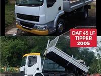 DAF 45LF Tipper Truck 2005