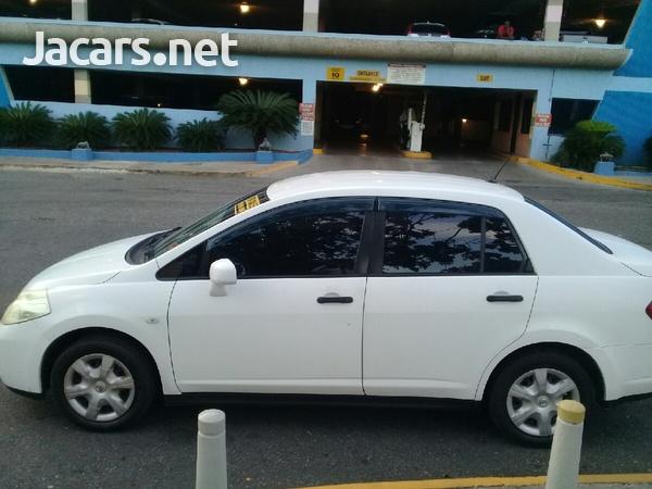 Nissan Tiida 1,5L 2011-3