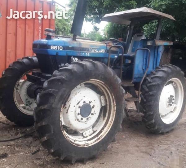 New Holland 6600-2