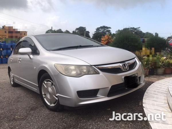 Honda Civic 1,3L 2010-9