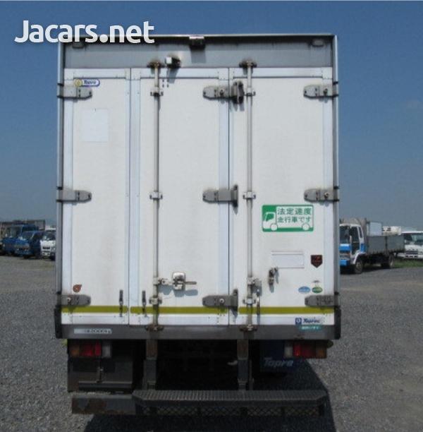 2015 Isuzu Elf Refrigerated Truck, IN TRANSIT-7