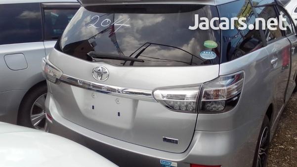 Toyota Wish 1,8L 2014-3