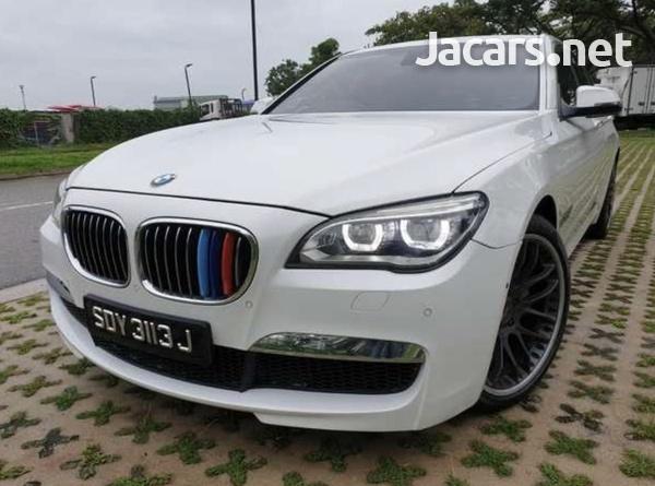 BMW 7-Series 3,0L 2013-1