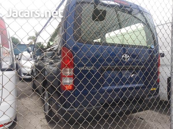 Toyota Hiace 2,3L 2016-12