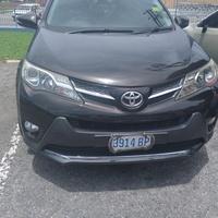 Toyota RAV4 2,5L 2014