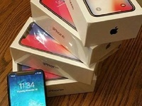 Apple IPhone X 4G Phone Unlocked In Box 256GB