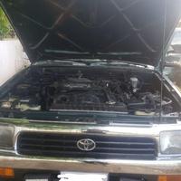 '95 Left Hand Drive Toyota 4Runner