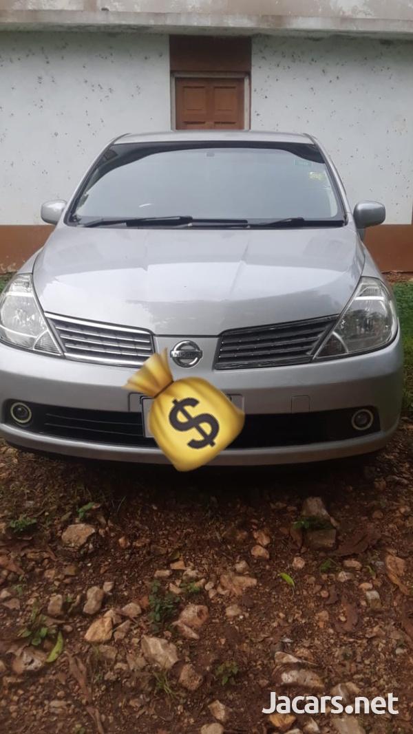 Nissan Tiida 1,6L 2007-1