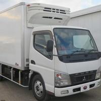 2009 Mitsubishi / Canter Manual 4.8L Freezer Truck