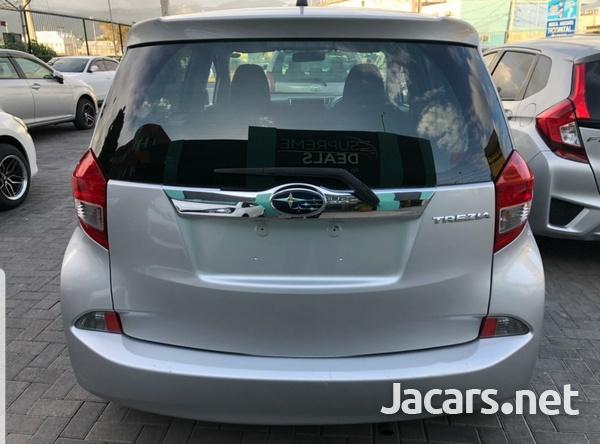 Subaru Trezia 1,5L 2015-2