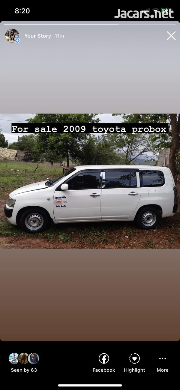 Toyota Probox 1,5L 2009-1